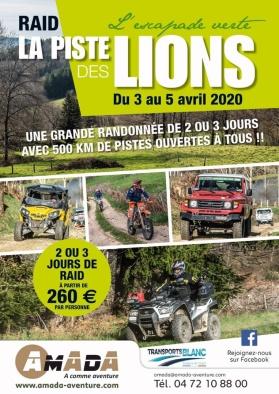 PISTE DES LIONS 2020